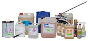 Productos para el mantenimiento de la industria de la automoción